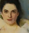 Lady Agnew, copy after John Singer Sargent by portrait artist Sonia Hale
