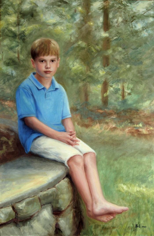 james  u2013 portrait artist  portrait painter  oil portraits