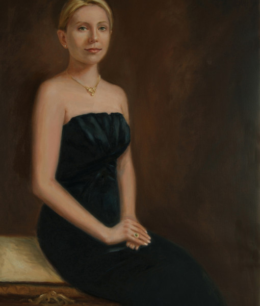 Portrait Artists, formal portraits, family paintings
