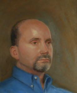 Portrait Artists, Family painting, Oil portrait by Boston portrait artist Sonia Hale, portrait artists, peter trippi
