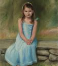 Oil portraits of Children, Family Portrait Painting, Family Oil Portraits