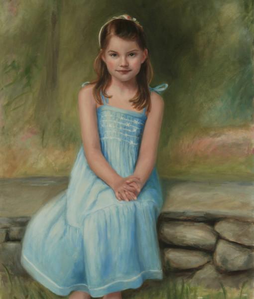 Family paintings, famous portrait artists.emily