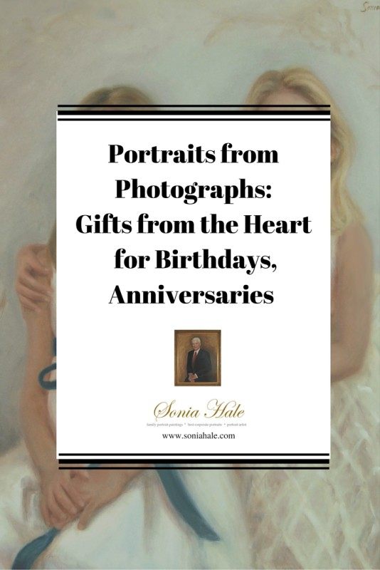 Portraits from photos, Portrait from Photo make a lovely gifts!